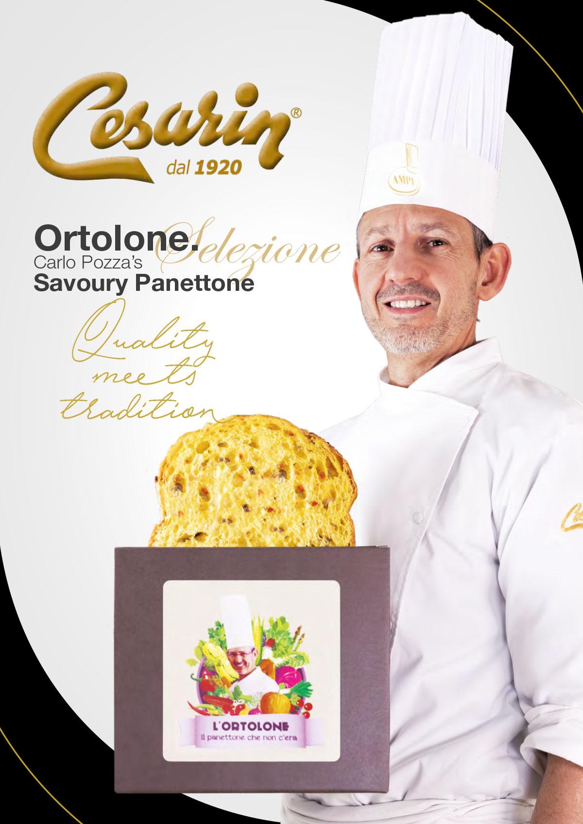 Recipe book Carlo Pozza