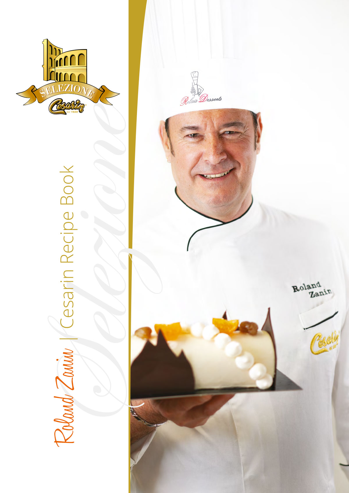 Recipe book Carlo Pozza