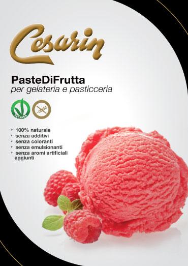 Cesarin PasteDiFrutta Per Gelato