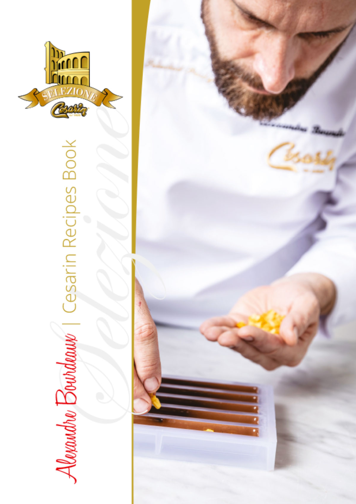 Recipe book Alexandre Bourdeaux