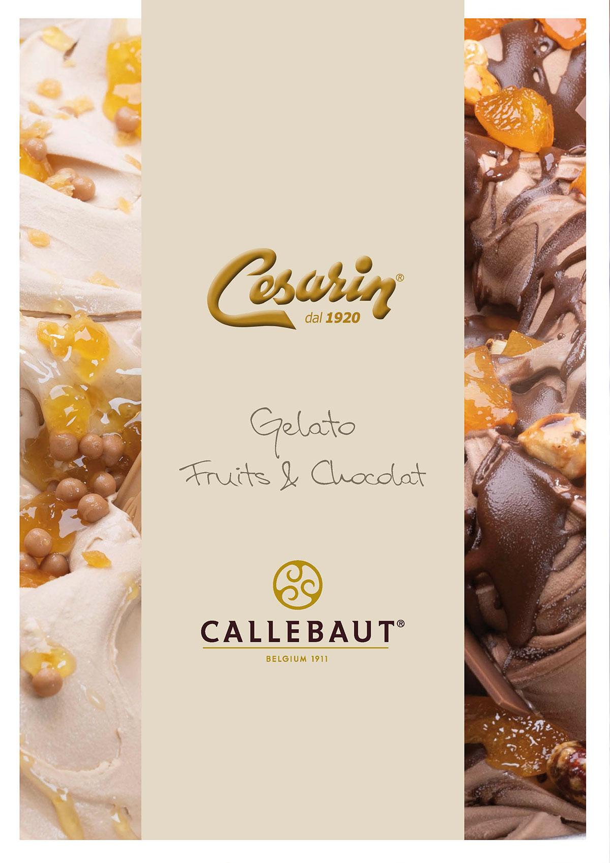 Ricettario Gelato Callebaut