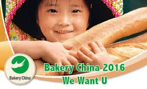 Cesarin a Bakery China