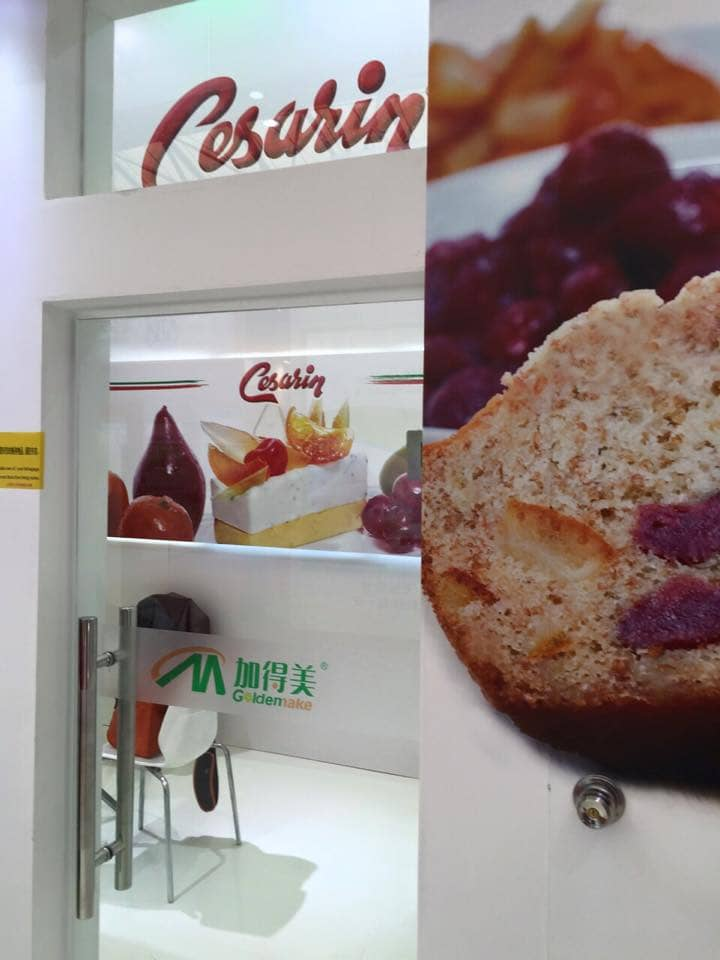 Cesarin | Bakery China 2015