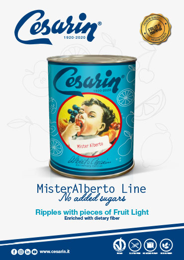 Mister Alberto Line - No Sugar Added