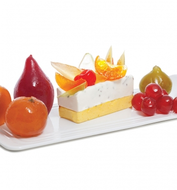 Candied Fruit for pastry and ice-cream Cesarin